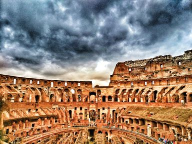 Колизей и Форум: античность не для галочки