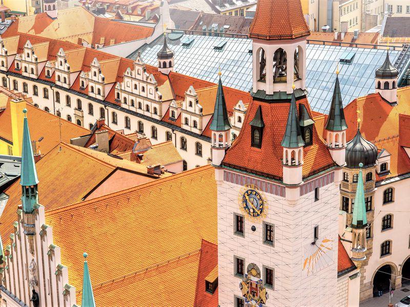 Экскурсия Большое путешествие по Мюнхену