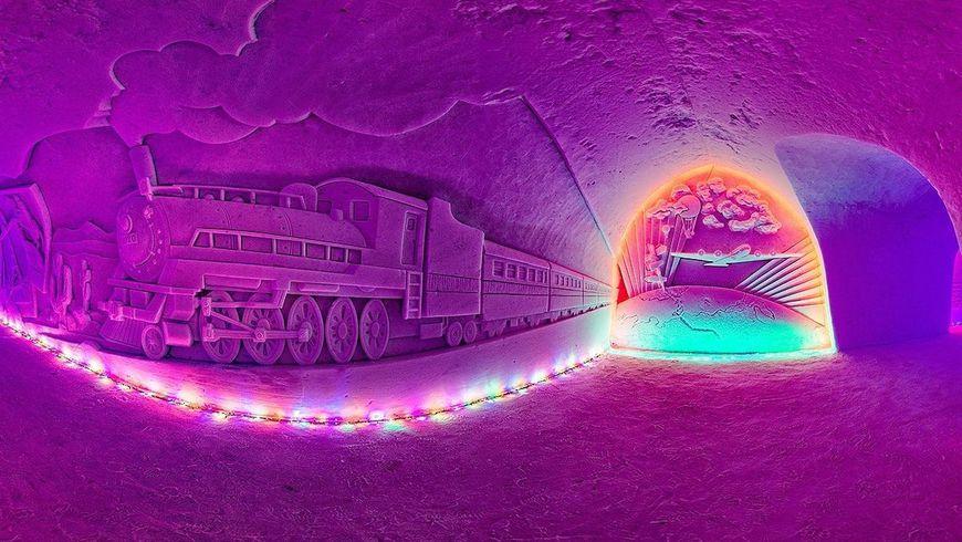 Поездка вКировск изМурманска