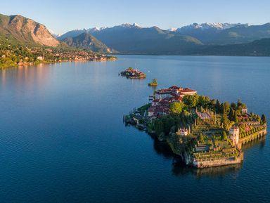 Два острова на озере Маджоре — две стороны красоты по-итальянски
