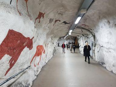 Экскурсия в Хельсинки: Подземный город Хельсинки