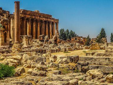 Обзорные и тематические экскурсии в городе Бейрут