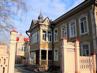 Экскурсии и гиды - Томск