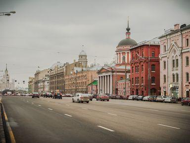 Тайные уголки московских площадей
