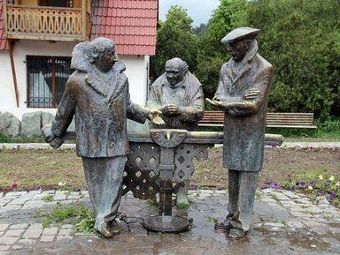 Озеро Севан, древние монастыри и этнические мастер-классы