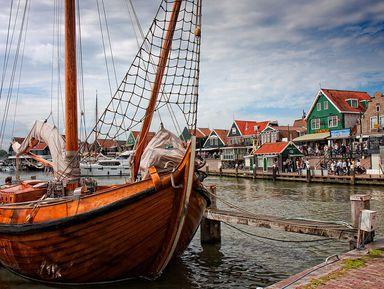 Заансе-Сханс иВолендам: очарование Маленькой Голландии
