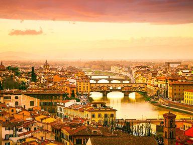 Из Рима — во Флоренцию и Пизу!