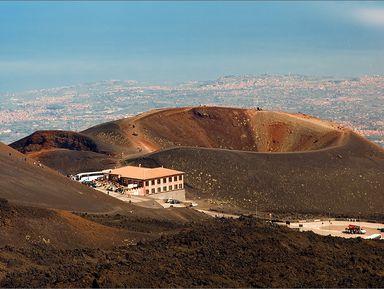 Этна — действующий вулкан Сицилии