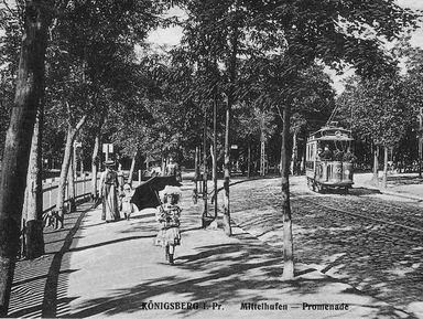 Район Хуфен. Голос Кёнигсберга в Калининграде
