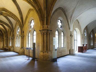 Готическое искусство в Праге