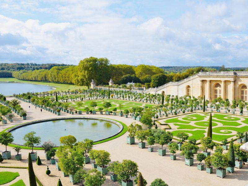Экскурсия Многоликий Версаль