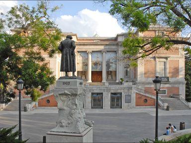 Экскурсия в Мадриде: Главное в музее Прадо