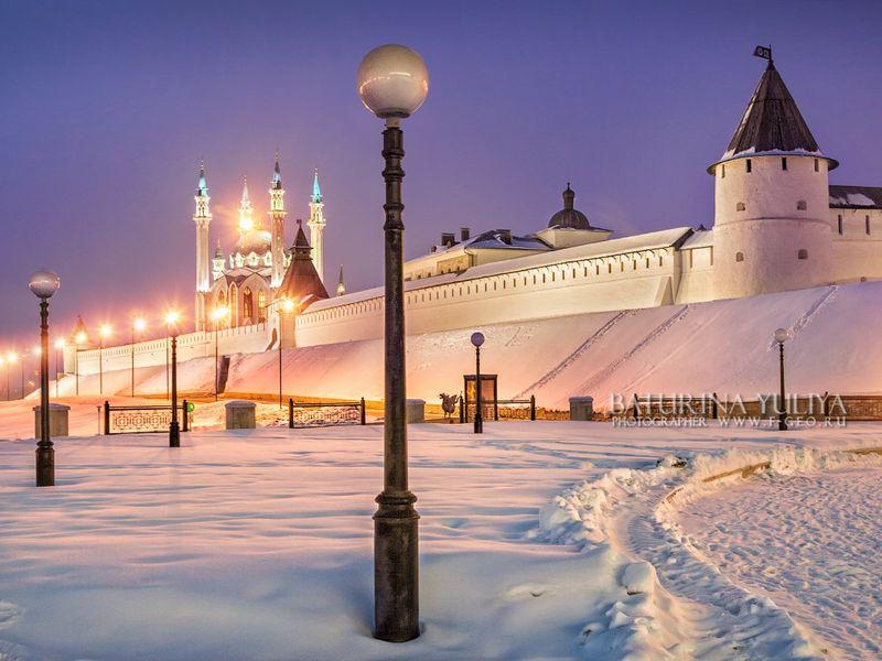 Секреты Казанского Кремля