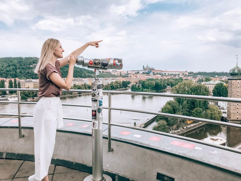 Экскурсия Прага с высоты