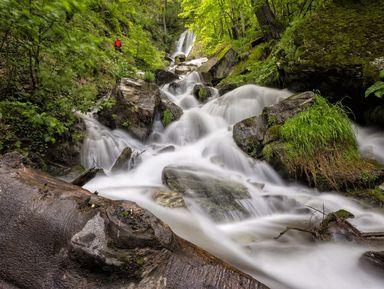 Трекинг к водопаду Кейву