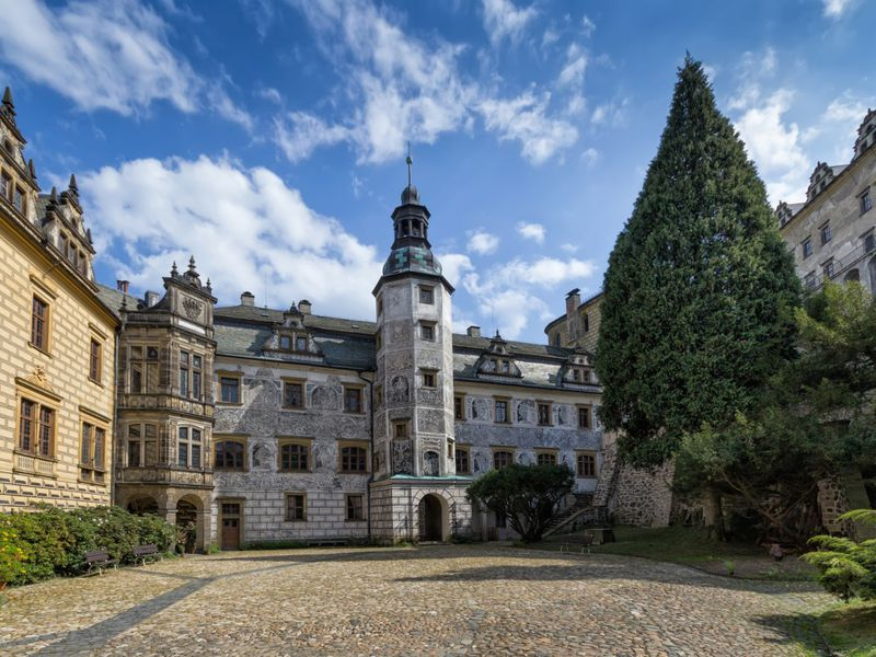 Экскурсия Житава иград Фридланд— секреты северной Чехии