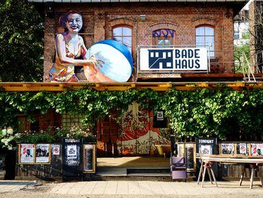 Вдохнуть берлинский дым свободы