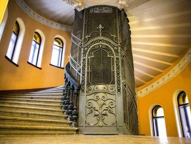 """Экскурсия """"Доходные дома, дворы-колодцы ипарадные лестницы"""": фото"""
