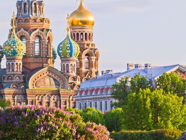 """Экскурсия """"Петербург — первое знакомство"""": фото"""