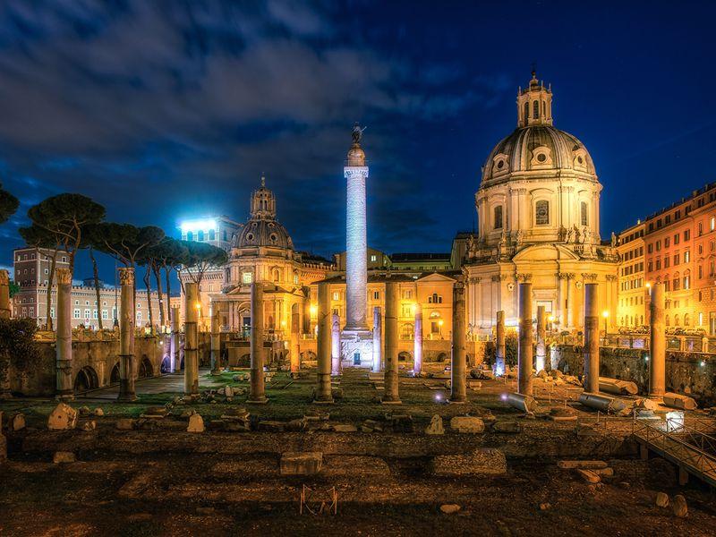 Экскурсия Темная сторона Рима: познавательно и эмоционально!