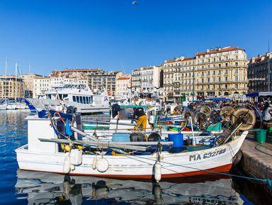 Экскурсия в Марселе: Марсель — первое свидание
