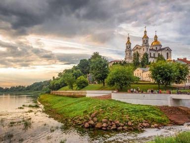 Краткая «летопись» Витебска: авто-пешеходная экскурсия