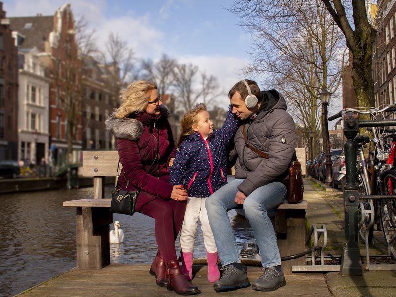 Фото: Фотопрогулка по Амстердаму