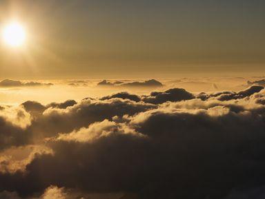 Восход солнца на пике Ариэйру