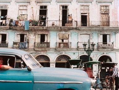 История колониальной Гаваны
