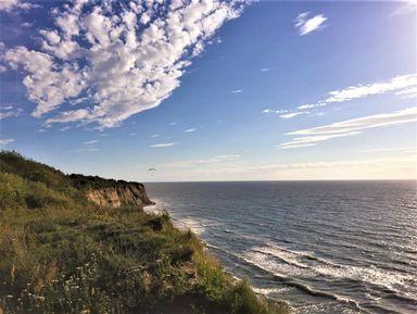 Неисхоженное побережье Балтики