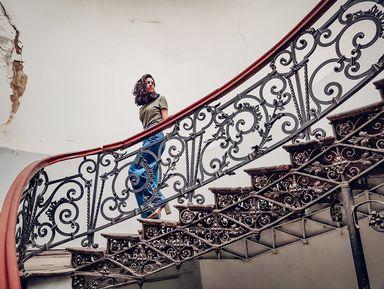 Фотопрогулка поскрытым уголкам Тбилиси