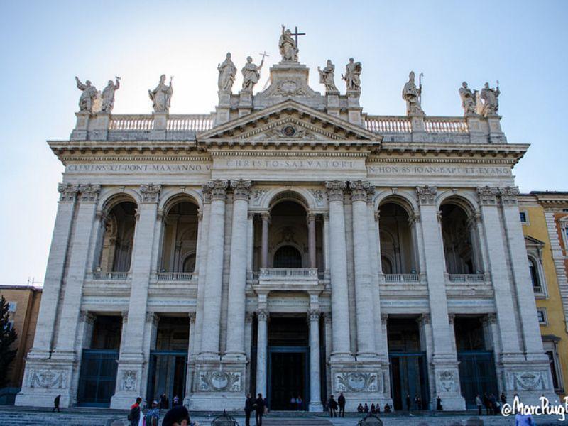 Экскурсия Латеранский холм. История и реликвии христианского Рима
