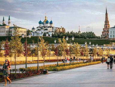 Великолепная Казань — главные архитектурные шедевры за один день