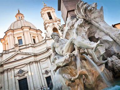 Рим — барочный шедевр