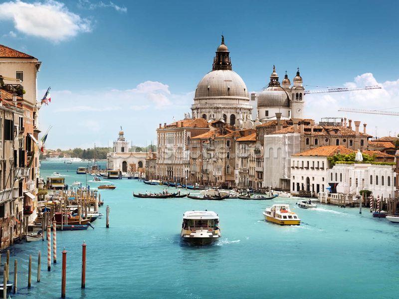 Из Перми в Венецию