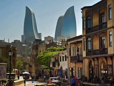 Старый и новый Баку. Обзорная экскурсия