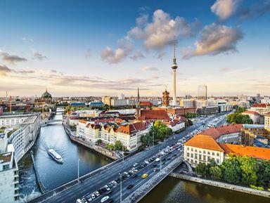 Ежедневная прогулка по Берлину за €20