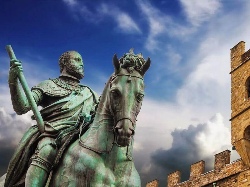 Экскурсия Козимо Старший Медичи и его потомки