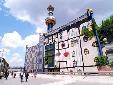 Лучшие граффити Вены