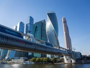 Москва-Сити — история столичных небоскребов