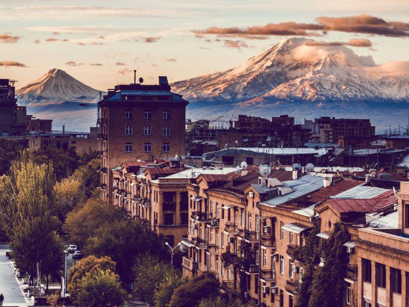 Автобусная экскурсия поЕревану: все грани солнечной столицы