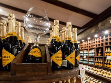 Абрау-Дюрсо — колыбель российского шампанского