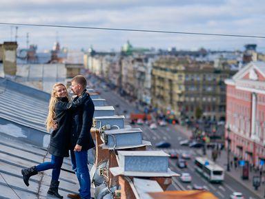 """Экскурсия """"Петербург: вид сверху"""": фото"""