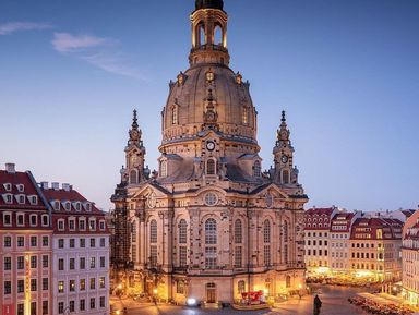 Из Праги в Дрезден