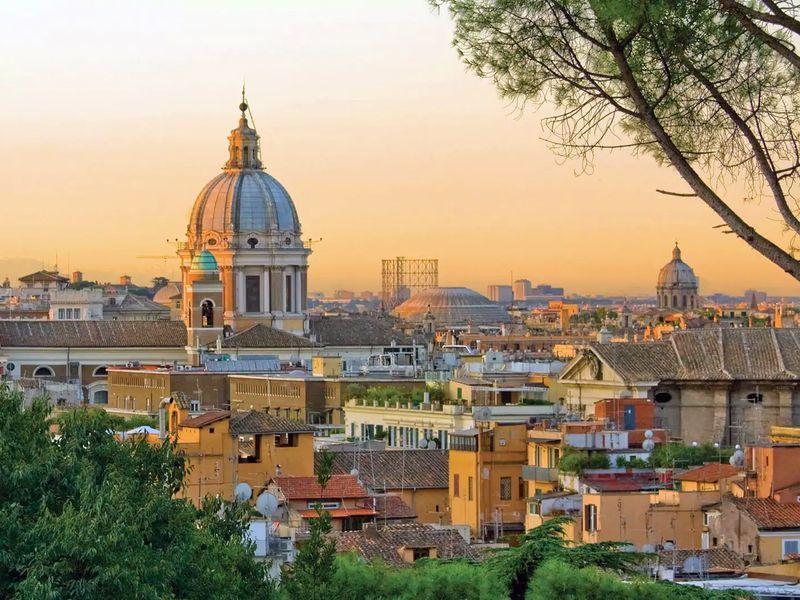 Экскурсия Нескучная классика Рима в мини-группе