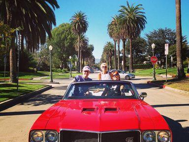 Самый яркий Лос-Анджелес. Авто-путешествие