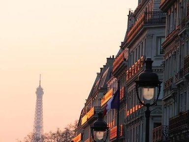 Знакомство с Парижем на автопрогулке
