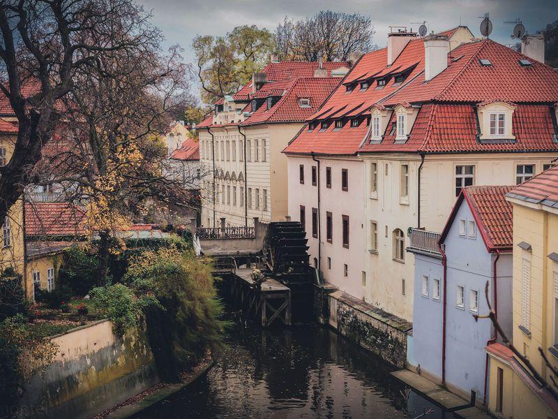 Экскурсия Такая разная Прага