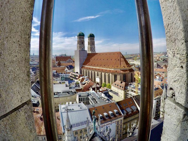Фото: Тайны и шарм Мюнхена