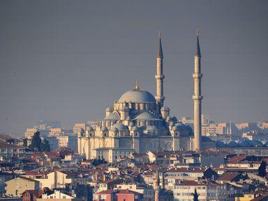 Все о мечетях и древних памятниках Стамбула
